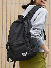 coca サイドポケット充実のリュックサック コカ バッグ リュック/バックパック ブラック ベージュ グレー ネイビー