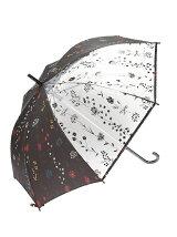 アイビー刺繍プリント傘