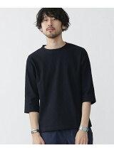 リンクスクルーネックTシャツ 7/S