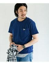 ミニ裏毛URDポケットT-SHIRTS