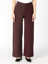G.V.G.V./(W)KNIT TROUSERS