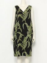 LUCKY BAMBOO PRINT Dress