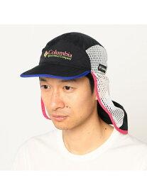 Columbia バッドアックスパスサンシェードキャップ コロンビア 帽子/ヘア小物 キャップ ブラック パープル オレンジ【送料無料】