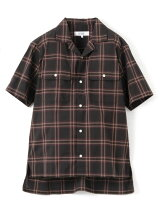 FREEMANS SPORTING CLUB OPEN COLLAR SHIRTS