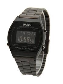 """BEAMS BOY CASIO / """"B640"""" カシオ BEAMS BOY ビームス ウイメン ファッショングッズ 腕時計 ブラック ブラウン【送料無料】"""