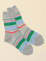 MULTI BORDER SOCKS