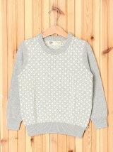 (K)キリカエジャガードセーター