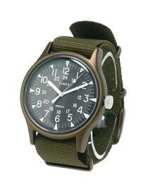 【SALE/20%OFF】TIMEX TIMEX/(U)MK1 アルミニウム ライフスタイルステーション ファッショングッズ 腕時計 カーキ【送料無料】