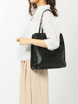 Leather Combi Bag