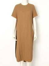 LOW GAUGE WAFFLE Dress