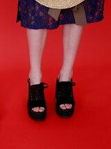 laceup sandal