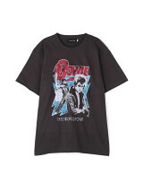 BOWIE プリントTシャツ