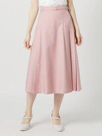 【SALE/54%OFF】MISCH MASCH タック切替スカート ミッシュ マッシュ スカート フレアスカート ピンク ベージュ ブルー【送料無料】