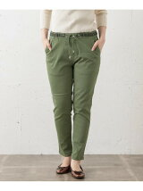Moname EASY TAPERED PANTS