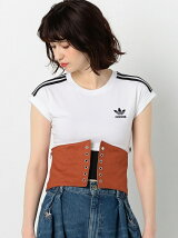 adidas CROPPED Tシャツ