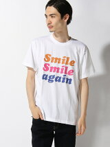 BEAMS / Smile Tシャツ ビームス