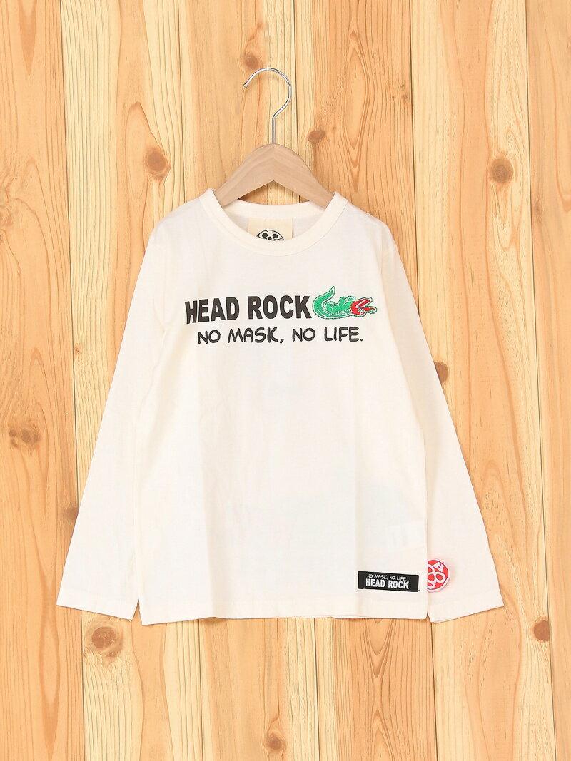 headrock headrock/(K)長袖Tシャツ 182004 ヘッドロック カットソー