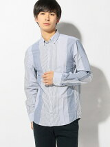 (M)DYNAMIC STRIPE SHIRT