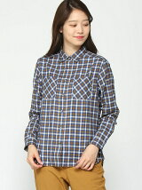 (W)W s Gun-club Check L/S Shirt