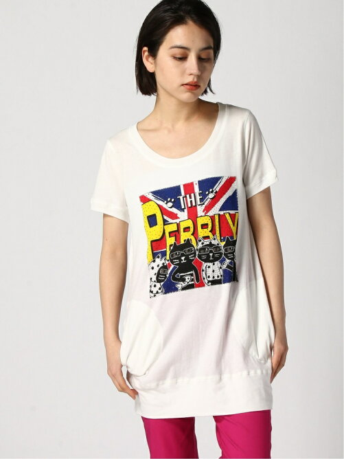 (W)Me&Yo The Pebbly Tシャツ