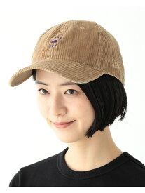 【SALE/30%OFF】BEAMS BOY NEW ERA × BEAMS BOY / 別注 BB ミニ ロゴ キャップ ビームス ウイメン 帽子/ヘア小物 帽子その他 ベージュ ブラック