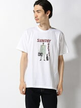BEAMS / SUNDAY MORNING Tシャツ ビームス