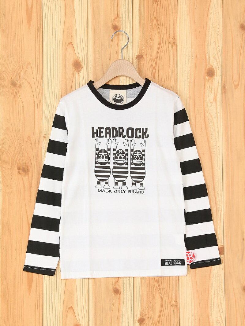 headrock headrock/(K)長袖Tシャツ 182005 ヘッドロック カットソー
