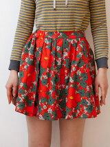 *フラワープリントスカート