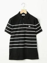 【別注】 <LACOSTE (ラコステ)> ∴ BORDER POLOSHIRTS/ポロシャツ