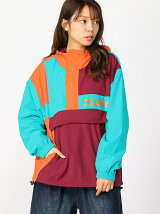 CRAZY COLOR ANORAK