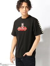 LOWBLOW KNUCKLE/(M)BOOP BOADERZ Tシャツ