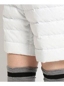 DUALHEAT吸湿発熱中綿ショートパンツ