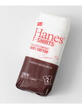 Hanes Japan Fit 2P T-SHIRTS