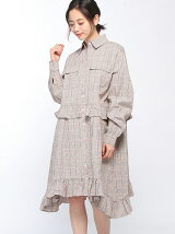 GHOSPELL / Wildcard Dress レイ ビームス Ray BEAMS