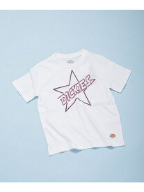 Dickies プリントS/S-Tシャツ ナノユニバース カットソー