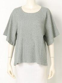 【SALE/50%OFF】RODEO CROWNS WIDE BOWL ワイド リブ ビッグ ポケット Tシャツ ロデオクラウンズワイドボウル カットソー Tシャツ グレー ベージュ ブラック ホワイト
