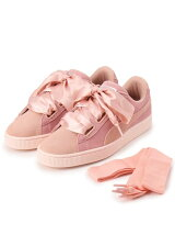 PUMA SUEDE HEART PEBBLE WNS