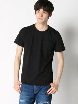 TOWNCRAFT/(M)BASIC CREW POCKET TEE