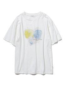 【SALE/30%OFF】gelato pique 【GELATO PIQUE HOMME】ベイビーズブレスワンポイントロゴTシャツ ジェラートピケ カットソー Tシャツ ホワイト