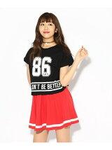 【3点セットアイテム】Tシャツ・スカート・チョーカー