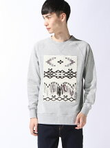 JACQUARD SWEAT