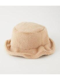 【SALE/10%OFF】RODEO CROWNS WIDE BOWL FAUXムートンバケットハット ロデオクラウンズワイドボウル 帽子/ヘア小物 帽子その他 ブラック ホワイト