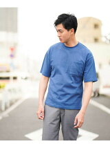 MOVED COTTONワイドシルエットカットソー[WEB限定サイズ]