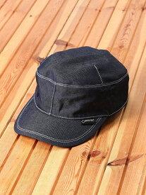 Marmot (M)GORE-TEX Denim Linner Cap マーモット 帽子/ヘア小物 キャップ ネイビー ベージュ ブラック グリーン【送料無料】