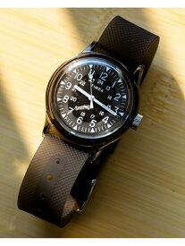 BEAMS BOY TIMEX × BEAMS / 別注 Original Camper ブラック スケルトン 3針ウォッチ ビームス ウイメン ファッショングッズ 腕時計 ブラック【送料無料】
