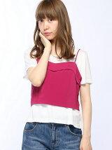 ビスチェ×Tシャツセット
