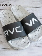 (M)RVCA/RVCA-SPLASH SLIDE-サンダル