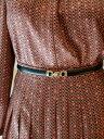 Paul Stuart スクエアホールベルト ポール・スチュアート ファッショングッズ ベルト グレー ブラック レッド ブラウ…