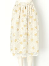 Hello Kitty ハローキティ ラッセルレーススカート