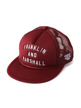 FRANKLIN&MARSHALL/(U)キャップ 461837015